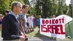 Ut�ya boycotting Israel