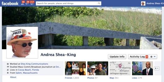 Facebook copy