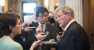 James Inhofe (R-Okla.)