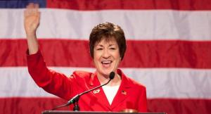 Susan Collins (R-Maine)