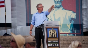 Glenn Beck, Restoring Honor