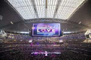 Restoring Love, July 2012, Dallas